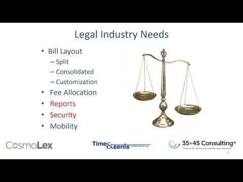 QuickBooks Essentials for Lawyers | CosmoLex Webinar