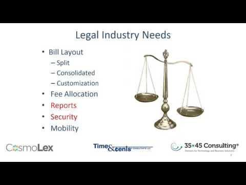 QuickBooks Essentials for Lawyers | CosmoLex Webinar