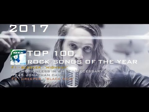 Top 100 Rock & Alternative Songs 2017