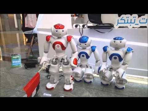 Dubai Integration of the Humanoid Robot inside a Smart Home