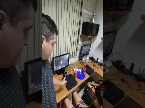 PlayStation 4 Kombat - com kit chega a 42 graus