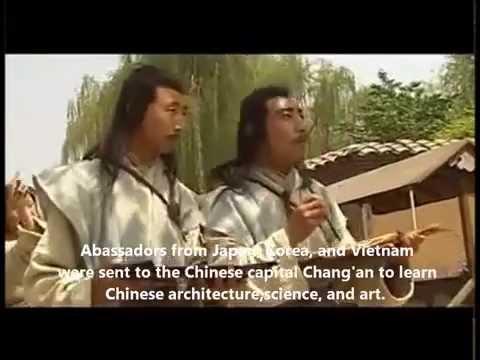 Chinese Tang-Gokturk War 7th Century 貞觀之治, 安西大都護府