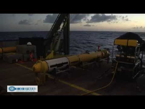 Autonomous Underwater Vehicle (AUV) Side Scan Sonar Mapping