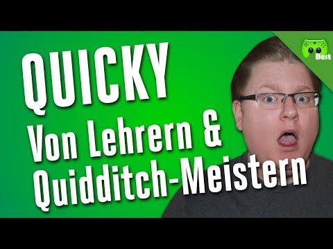 QUICKY # 11 - Von Lehrern & Quidditch-Meistern «» Best of PietSmiet | HD