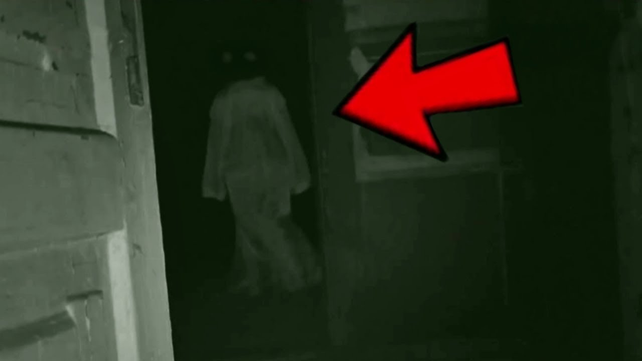 Download 5 SCARY Ghost Videos That Will CREEP You Out!
