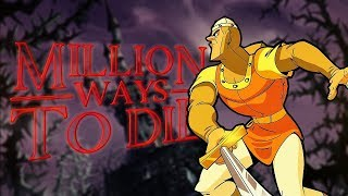 Dragon's Lair - Game Over Animations