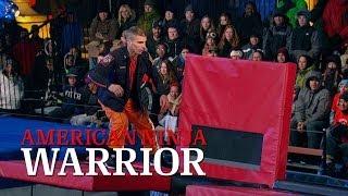 Michael Bernardo at the 2014 St. Louis Qualifiers | American Ninja Warrior