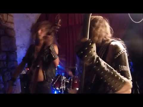 Hexecutor - Hangmen of Roazhon (Live at Le Zinc, Poitiers, 11/11/2017)