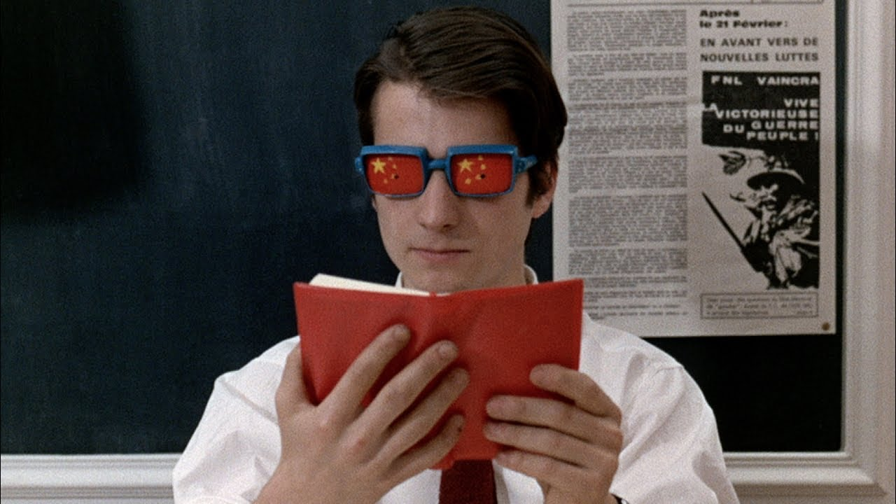 Image result for godard le chinois