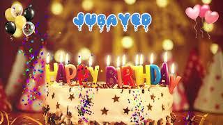 JUBAYED Happy Birthday Song – Happy Birthday to You