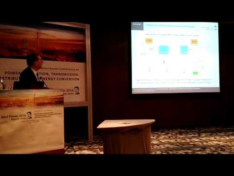 Gazmend Pula, Paper Presentation, Med Power Conference Nov 2016 Belgrade