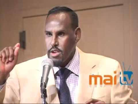 SOMALI PRESIDENTIAL CANDIDATE DEBATE