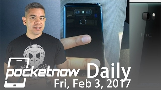 LG G6 glass design, Samsung S Pen future on tablets & more   Pocketnow Daily