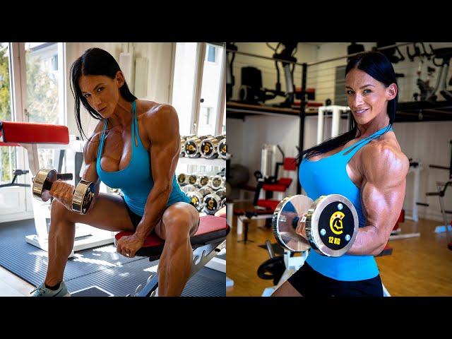 Lifting and Life in Zurich with Cindy Landolt