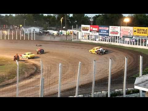 River Cities Speedway-Grand Forks-August 12,2012-part 1