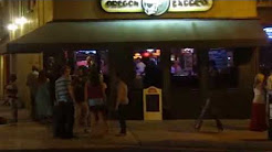 Nightlife in Downtown Dayton in the Oregon District on a Saturday Night