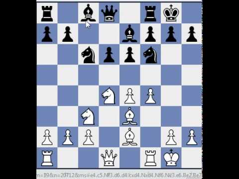 sicilian defense closed variation pdf