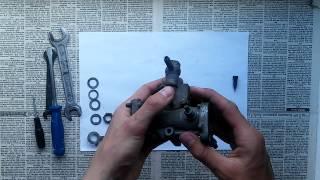 видео Карбюратор К-16А (Б, В, Г, Д, Е, Ж, И)