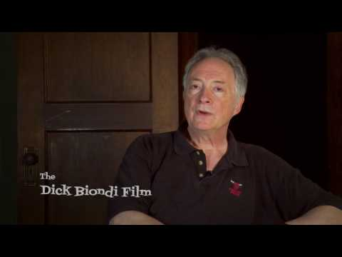 "The Dick Biondi Film: Larry Millas ""Dick Biondi Embraced Our Music"""