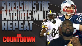 5 Reasons Why the New England Patriots Will Repeat in 2019   The Countdown