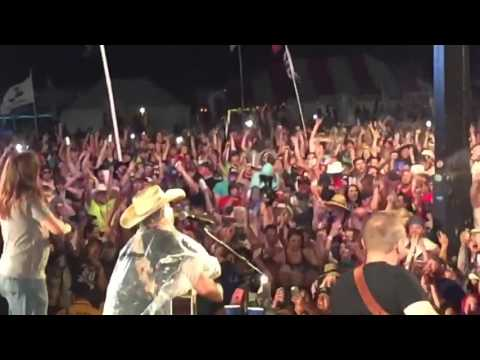 Texas Country LJT 2016 Roger Creager Love (beer Shower) Stephenville TX