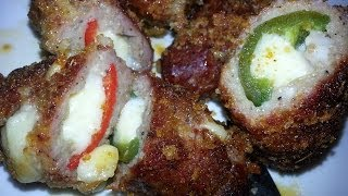 Armadillo Eggs Recipe - Easy Way To Make Sausage Poppers