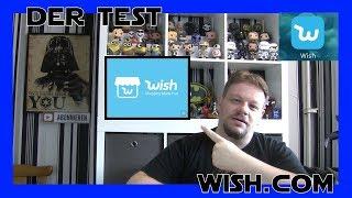 wish App Test | Billig Versand aus China | Deutsch | #test #wishapp #wish