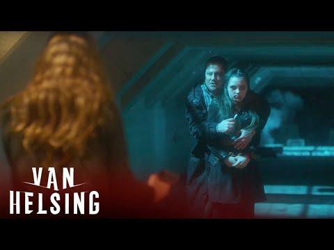 VAN HELSING | Season 2, Episode 1 Clip: Trick Bag | SYFY
