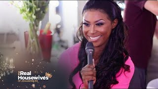 Brinnette On Why She Is Open About Her Divorce - RHOJ | 1 Magic