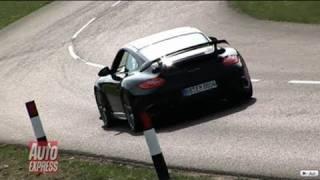 Porsche 911 GT2 RS review and drift - Auto Express