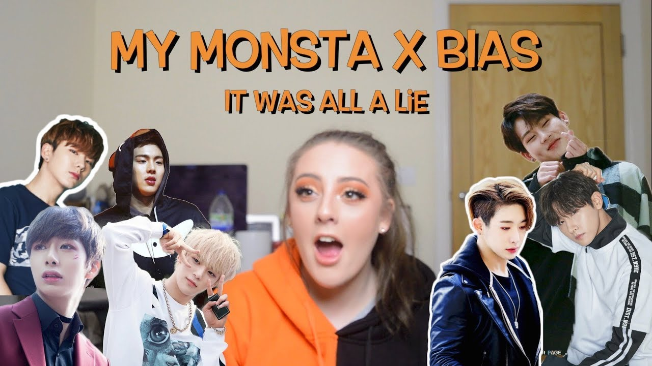 MY MONSTA X BIAS - I'M SORRY CHANGKYUN (MONSTA X QUIZ) | Gena Casey