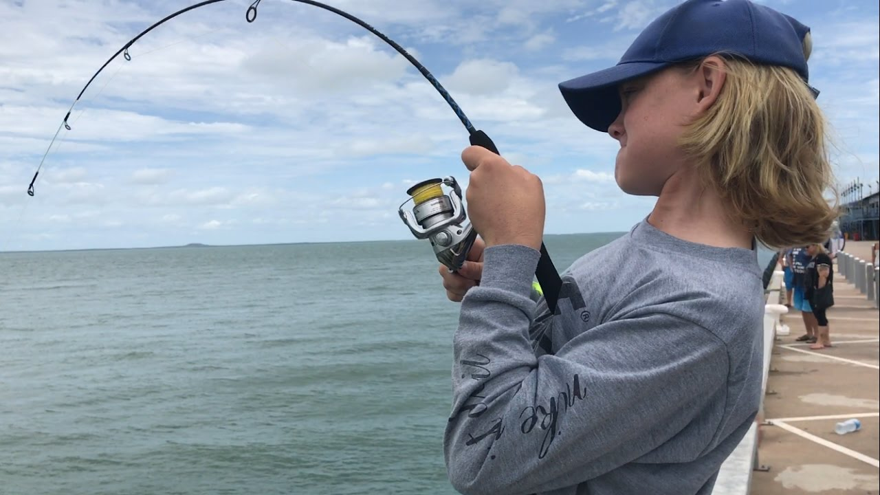 Image result for Wharf Fishing