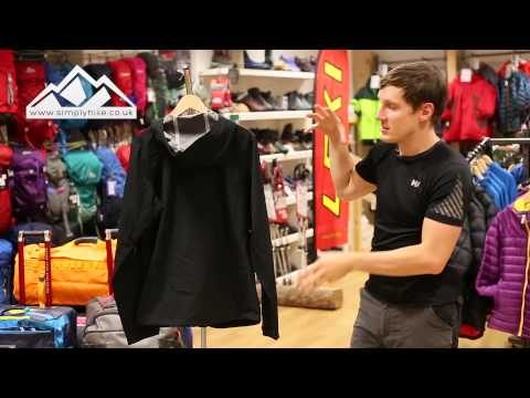 Mountain Hardwear Stretch Ozonic Jacket - www.simplyhike.co.uk