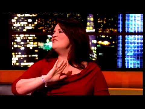 """Ruth Jones"" On The Jonathan Ross Show 4 Ep 11 16 March 2013 Part 3/5"