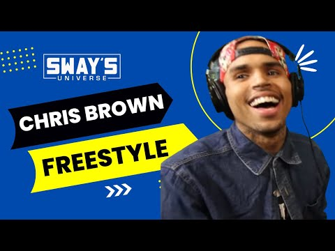 Chris Brown Freestyles over Drake's
