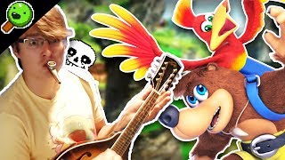 Inside the Mind of a Banjo & Kazooie Player