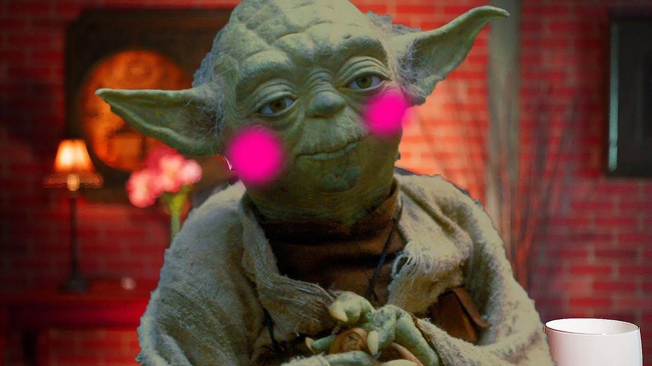 Yoda dating Kuinka kauan sen jälkeen, kun suhde voit aloittaa dating