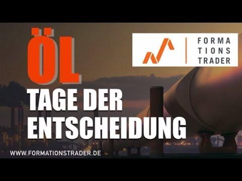 ÖL - Crude: Tage der Entscheidung