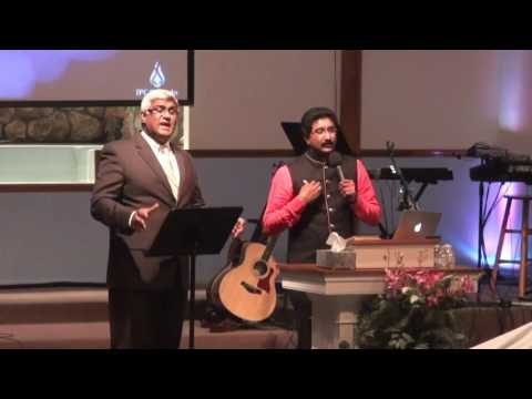 Dr P Satish Kumar Sermon in FLORIDA - IPC