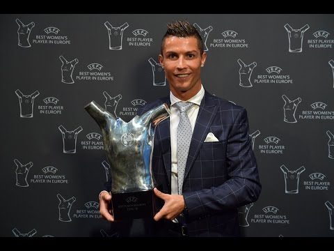Cristiano Ronaldo  - Winner UEFA Best Player in Europe 2016