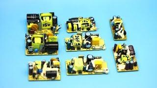 Відмінні імпульсні блоки живлення для самих різних цілей