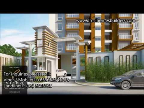 Viera Residences Condo in Quezon City Condo Near Timog and Tomas Morato