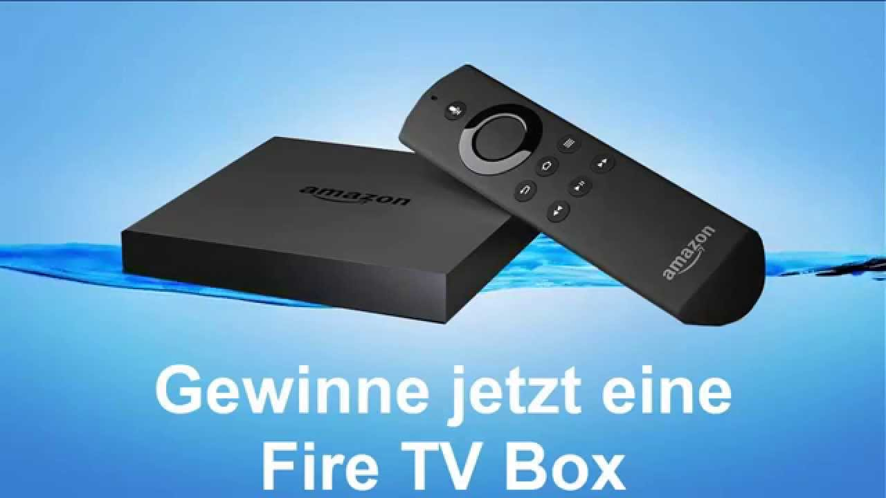 amazon fire tv box how to add youtube