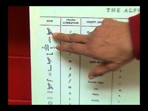 Learn Ancient Egyptian Language Promo