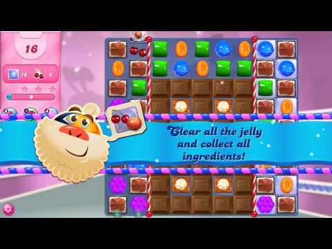 Candy Crush Saga Level 3300 NO BOOSTERS