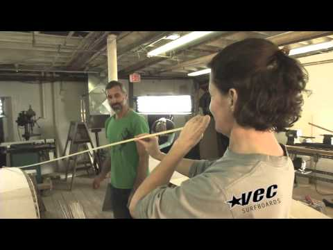 Shaping with Shawn: Wooden Stand-up Paddle Board Workshop