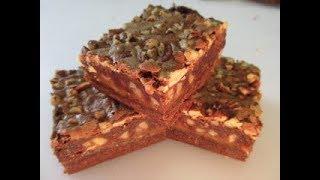 CARAMEL PECAN BROWNIES | Learn how to make BROWNIES Recipe