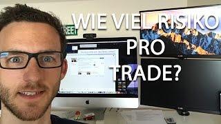 Forex Strategie | Wieviel Risiko pro Trade? | Trading lernen für Anfänger