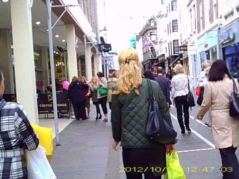 A walk round St Helier 5: Queen Street