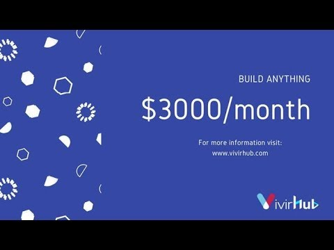 Build MVP or Full Fledged Web/Mobile Application with $3000/mo